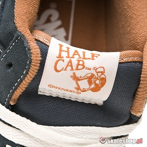 26f00f9ffc ... VANS Half Cab Pro twilight white shoes ...