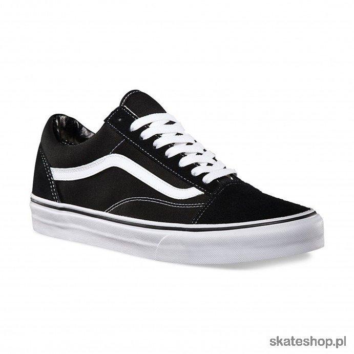 VANS Old Skool (blackwhite) shoes white    black   SHOES
