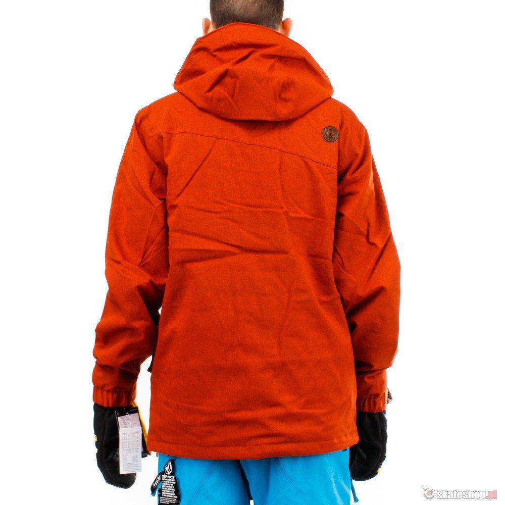 Volcom Mails (rust) Snowboard Jacket Rust