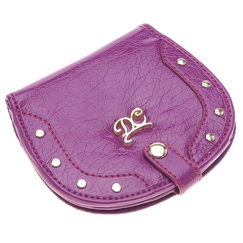 DC Izzy (purple) wallet