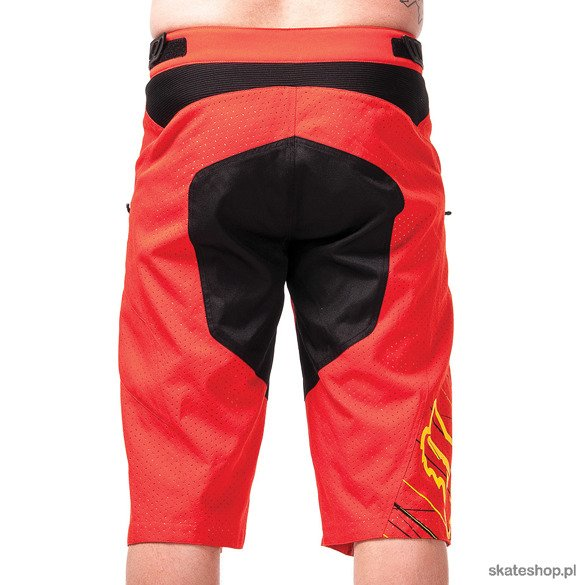 FOX Demo bike shorts (red)