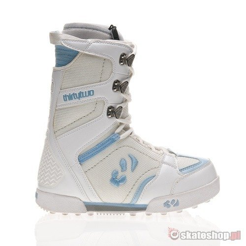 32 Prion WMN white/blue snowboard boots