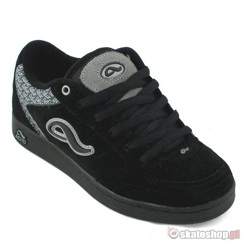 ADIO Hamilton'07 WMN black/ smoke scrip shoes