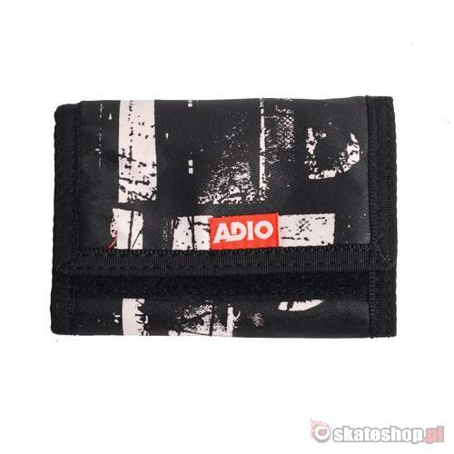ADIO Snap Shot black wallet