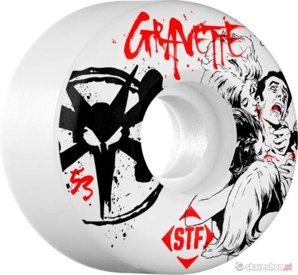 BONES Gravette Killers V2 STF 53mm wheels