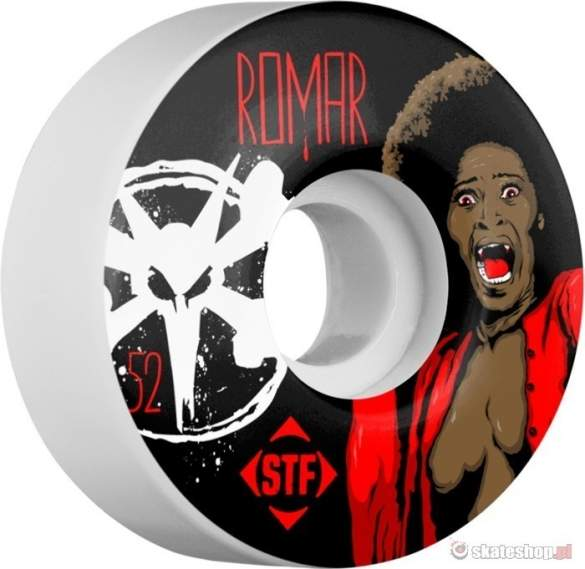 BONES Romar Blood V3 STF 52mm wheels