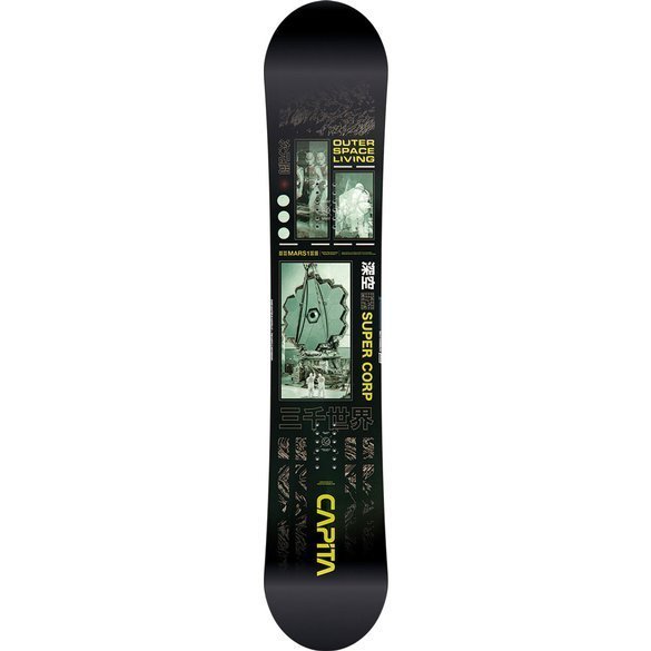CAPITA Outerspace Living 157W '21 snowboard