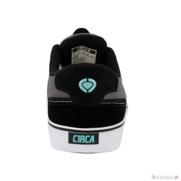 CIRCA Lamb S\'14 (black dark gull) shoes