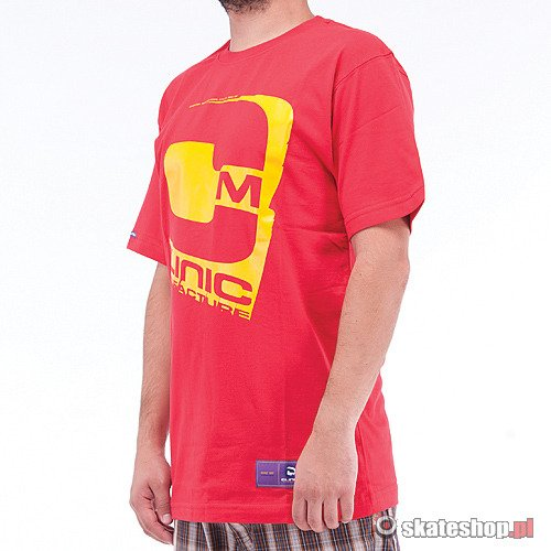 CLINIC Big C (red/yellow) t-shirt