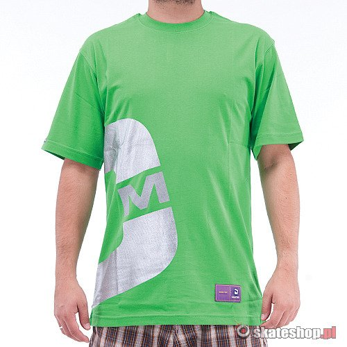 CLINIC Silver C (green/silver) t-shirt