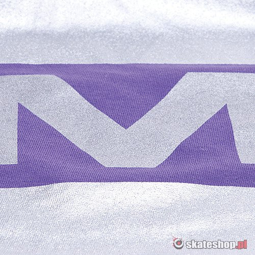 CLINIC Silver C (violet/silver) t-shirt