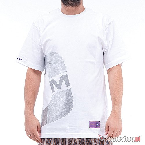 CLINIC Silver C (white/silver) t-shirt
