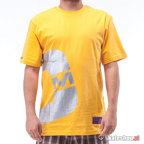 CLINIC Silver C (yellow/silver) t-shirt