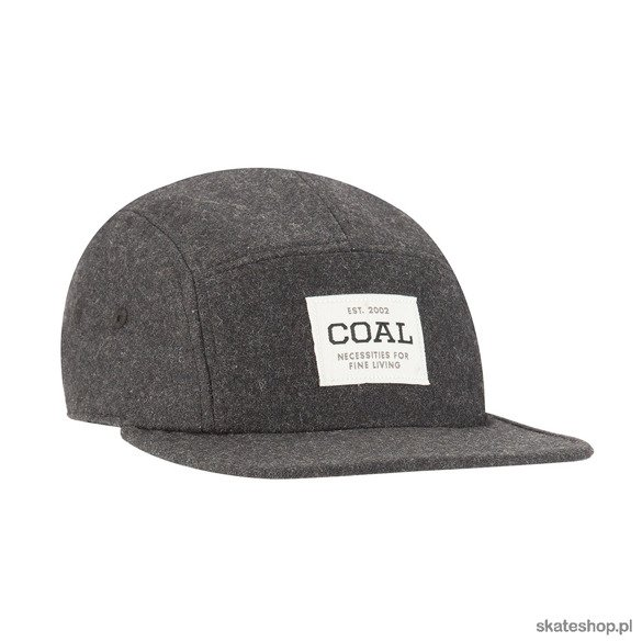 COAL The Richmond (Heather Black Flannel ) cap