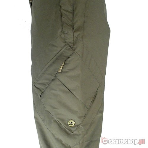 DC Estaban military snowboard pants