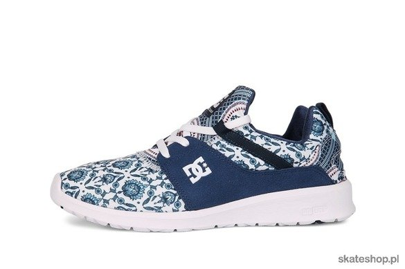 DC Heathrow (blue/print) shoes