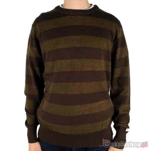 DC Issaquah chocolate sweater