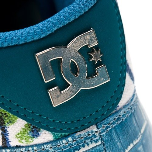 DC Manteca 2 M LX WMN hrblu/teal shoes