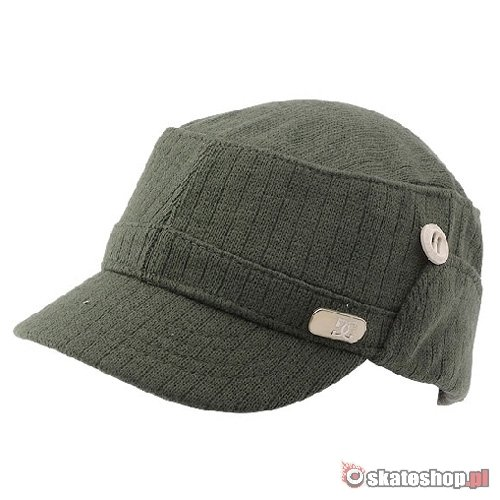 DC SHOES Oleta Olive Night winter hat