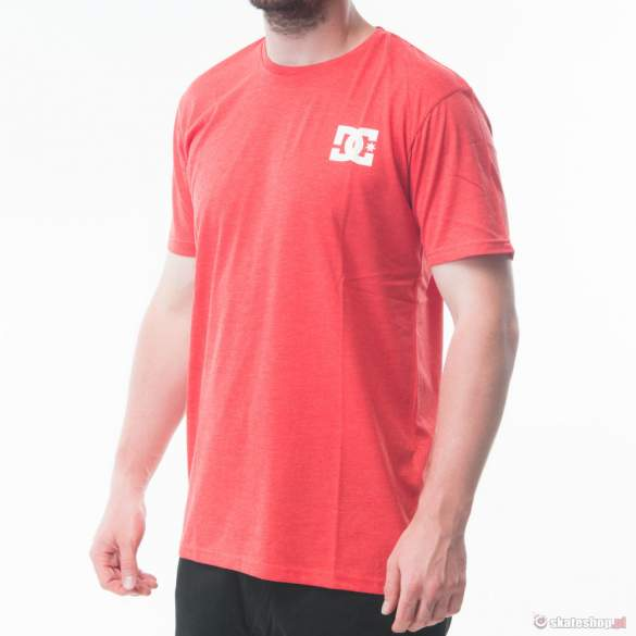 DC Solo Star '14 red t-shirt