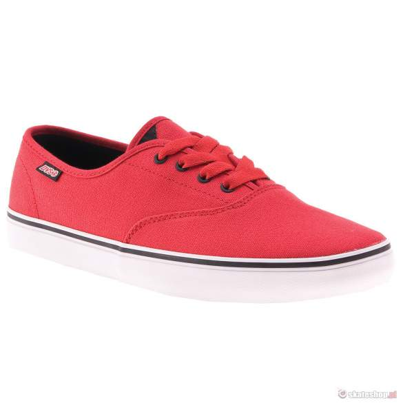 DVS Fantom 13 (red canvas) shoes
