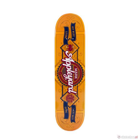 "ELEMENT Appleyard Signage 8"" skateboard"