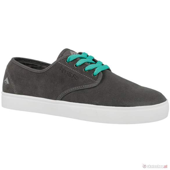 EMERICA Laced by Leo S'14 (dark grey) shoes