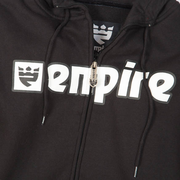 EMPIRE Warrior (black/white) fleece