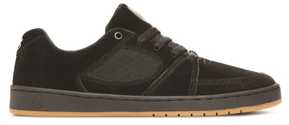 ES Accel Slim (black/black) shoes