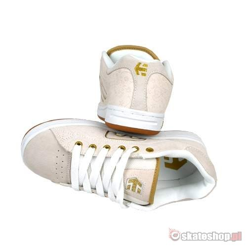 ETNIES Callicut WMN white/yellow shoes