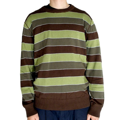 ETNIES Mineral chocolate sweater