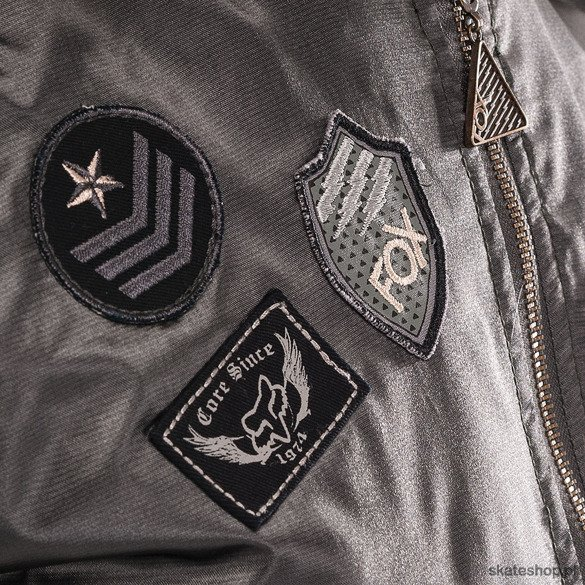 FOX Top Gun Bomber (carbon) jacket
