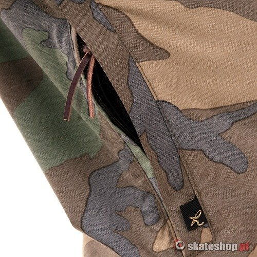 HOLDEN Belted Cargo WMN reverse camo snowboard pants
