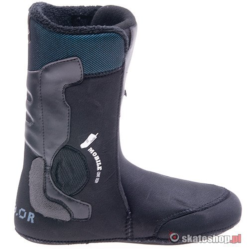 RIDE Hi-Phy (black) snowboard boots