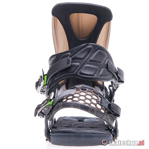 RIDE Maestro (black) snowboard bindings