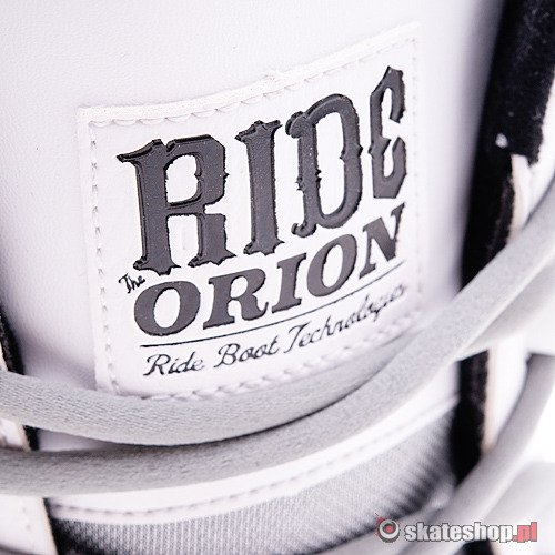 RIDE Orion (white) snowboard boots