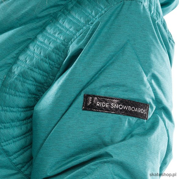 RIDE Ravenna Down Insulated WMN (dark jade) snowboard jacket