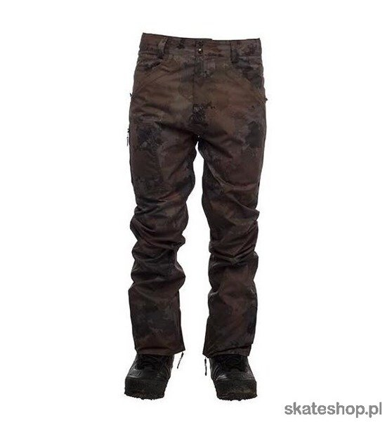 SESSIONS Agent (black) snowboard pants
