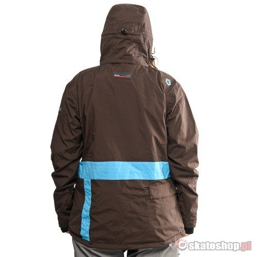 SESSIONS Barracks WMN hershey jacket