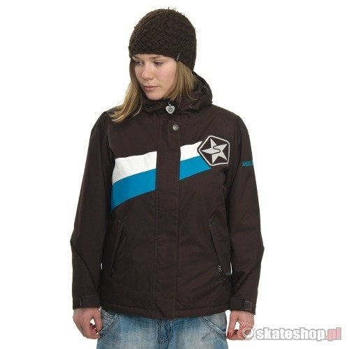 SESSIONS Charmer WMN java brown snowboard jacket
