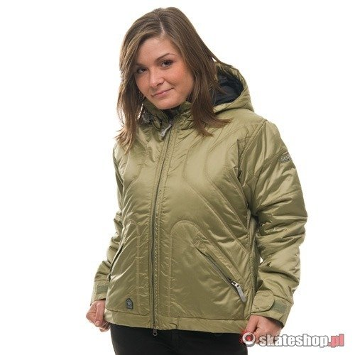 SESSIONS Farrah WMN split pea jacket