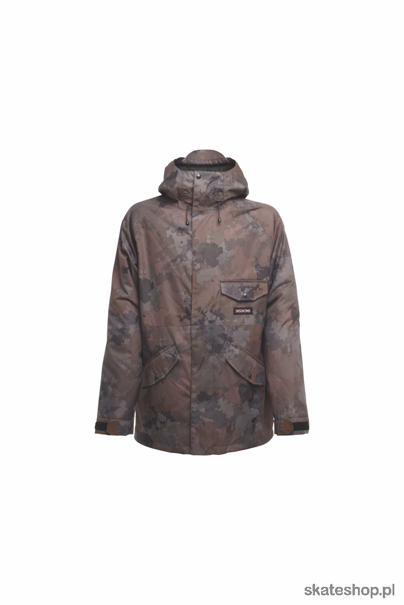 SESSIONS Scout (camo black) snowboard jacket