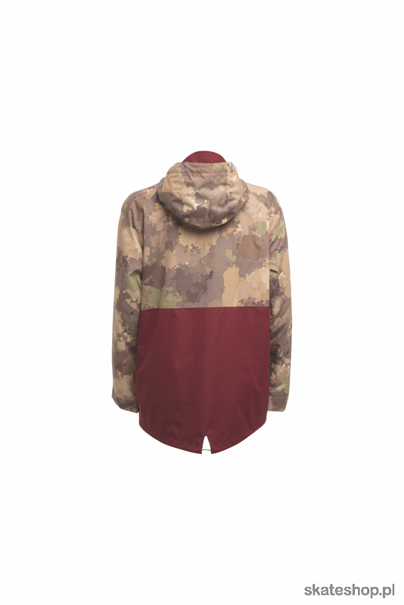 SESSIONS Scout (camo fatigue) snowboard jacket