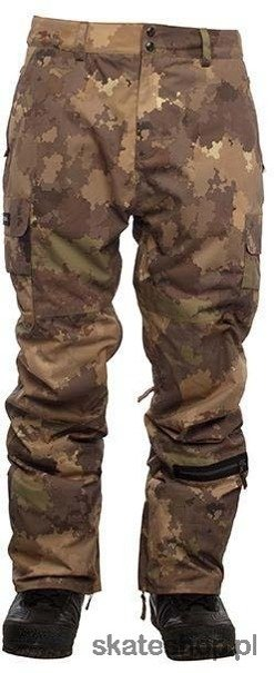 SESSIONS Squadron (camo fatigue) snowboard pants
