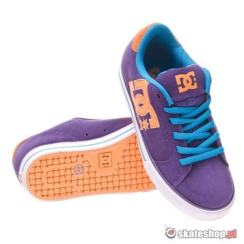 Shoes DC Journal Wmn (royal/purple)