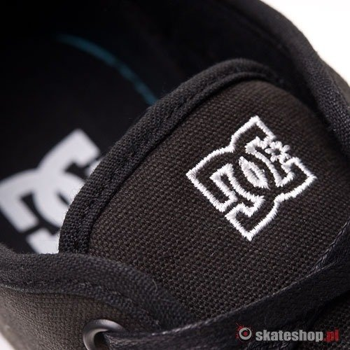 Shoes DC Village Lo TX (black/white)