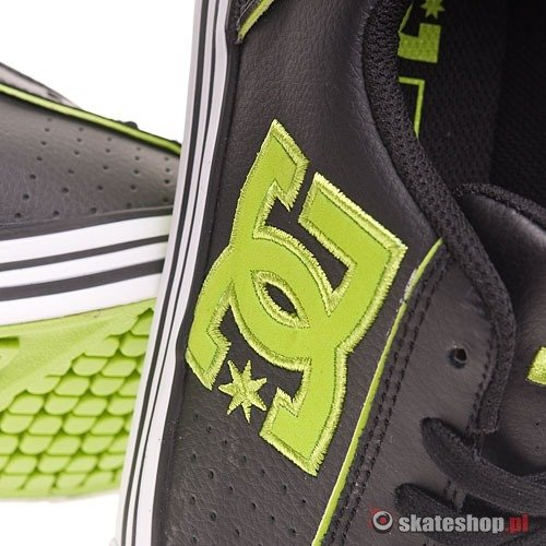 Shoes Dc Conquer Wmn (black/soft lime)