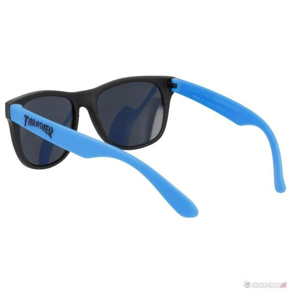 THRASHER Beer Goggles (blk/blu) sunglasses