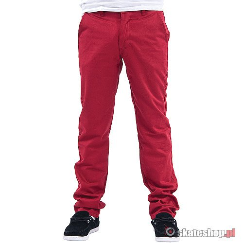 TURBOKOLOR Chinos SSF (crimson) pants