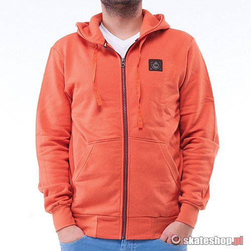 TURBOKOLOR Moder Hood Plus  (orange) hoodie
